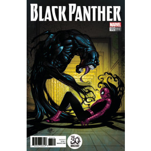 Black Panther (2016) #172 VF/NM Venom 30th Anniversary Variant Cover