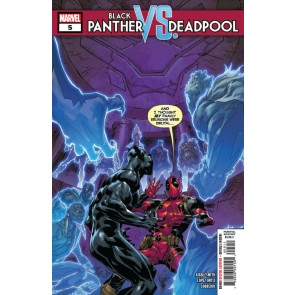 Black Panther vs. Deadpool (2018) #5 VF/NM