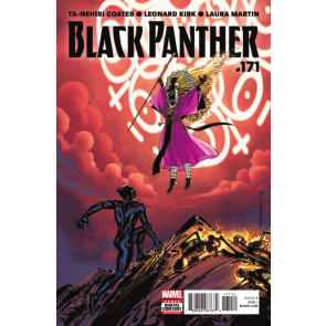 Black Panther (2016) #171 VF/NM