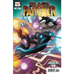 Black Panther (2018) #4 (#176) VF/NM Cosmic Ghost Rider Vs. Variant Cover