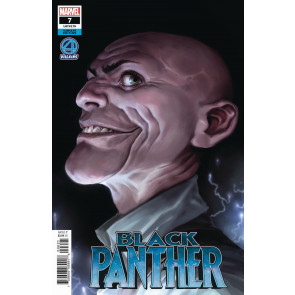 Black Panther (2018) #7 (#179) VF/NM Fantastic Four Variant Cover Puppet Master