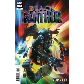 Black Panther (2018) #11 (#183) VF/NM Rahzzah Asgardian Variant Cover