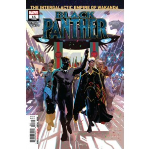 Black Panther (2018) #15 (#187) VF/NM Daniel Acuña Cover