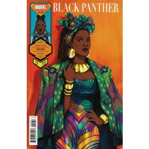 Black Panther (2018) #24 VF/NM Two-Tone & Shuri Women's History Variant Cover