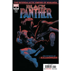 Black Panther (2018) #17 (#189) VF/NM Daniel Acuña Cover