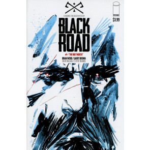 Black Road (2016) #1 VF/NM Image Comics
