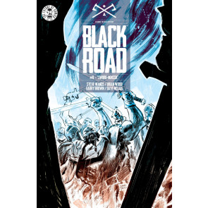 Black Road (2016) #8 VF/NM Image Comics