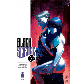 BLACK SCIENCE #16 VF/NM 1ST PRINTING REMENDER IMAGE COMICS