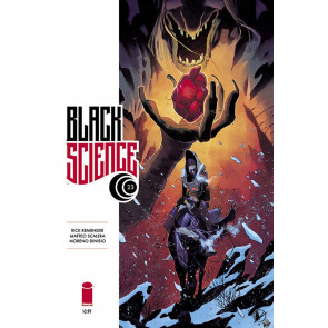 Black Science #23 VF/NM Rick Remender Image Comics