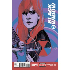Black Widow (2014) #10 VF/NM Phil Noto Regular Cover