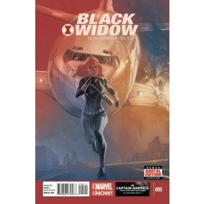 Black Widow (2014) #5 VF/NM Phil Noto Regular Cover