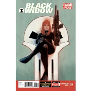 Black Widow (2014) #9 VF/NM Phil Noto Regular Cover