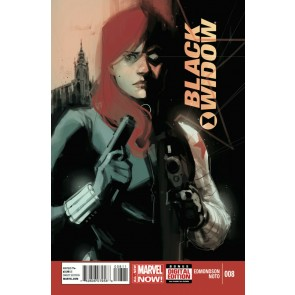 Black Widow (2014) #8 VF/NM Phil Noto Regular Cover