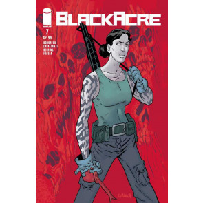 BLACKACRE #7 NM IMAGE COMICS