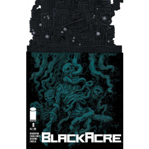 BLACKACRE #8 NM IMAGE COMICS