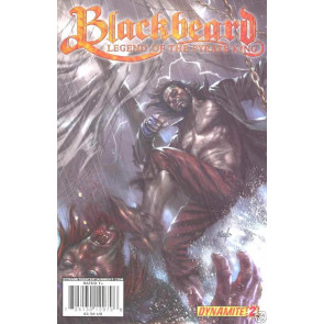 BLACKBEARD: LEGEND OF THE PYRATE KING #2 NM DYNAMITE