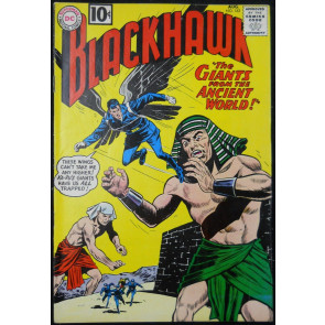 BLACKHAWK #163 FN/VF