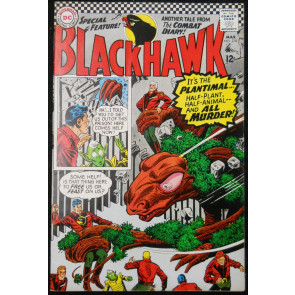 BLACKHAWK #218 FN/VF