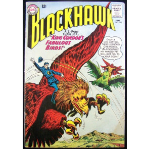 BLACKHAWK #'s 192, 194 KING CONDOR