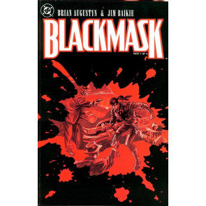BLACKMASK (1993) #'s 1, 2, 3 COMPLETE SET BRIAN AUGUSTYN JIM BAIKE