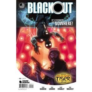 BLACKOUT (2014) #2 VF/NM DARK HORSE COMICS