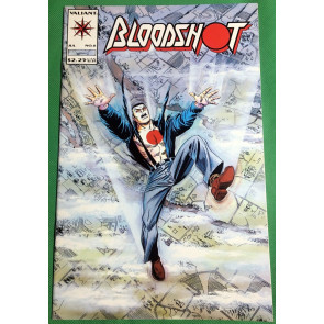 Bloodshot (1993) #6 & 7 VF/NM (90) or better 1st app Ninjak set