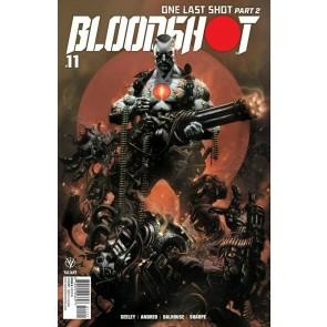 Bloodshot (2019) #11 VF/NM Leonardo Manco Cover B Valiant