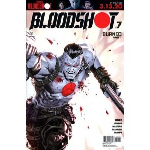 Bloodshot (2019) #7 VF/NM Kael Ngu Cover B Valiant