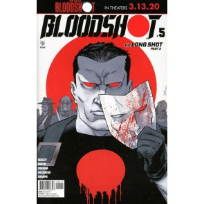 Bloodshot (2019) #5 VF/NM Declan Shalvey Cover A Valiant