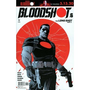 Bloodshot (2019) #6 VF/NM Declan Shalvey Cover A Valiant