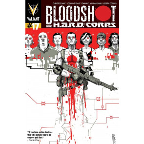 BLOODSHOT AND H.A.R.D. CORPS (2013) #17 FN/VF VALIANT