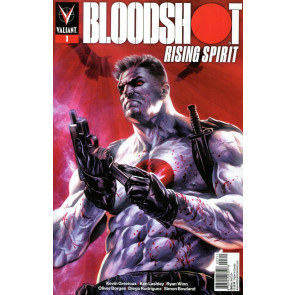 Bloodshot Rising Spirit (2018) #3 VF/NM Felipe Massafera Cover Valiant