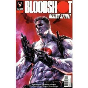 Bloodshot Rising Spirit (2018) #3 VF/NM Felipe Massafera Cover A Valiant