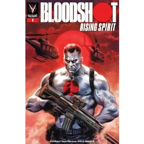 Bloodshot Rising Spirit (2018) #8 VF/NM Felipe Massafera Cover Valiant