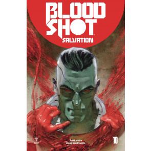 Bloodshot Salvation (2017) #10 VF/NM Renato Guedes Jeff Lemire Valiant