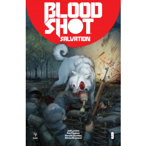 Bloodshot Salvation (2017) #9 VF/NM Kenneth Rocafort Jeff Lemire Valiant