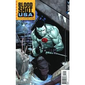 Bloodshot U.S.A. (2016) #4 VF/NM Clayton Henry Cover Valiant
