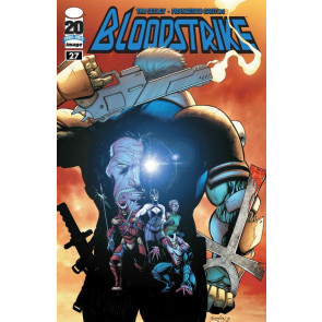 BLOODSTRIKE #27 NM IMAGE COMICS