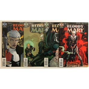 Bloody Mary (1996) 1 2 3 4 NM (9.4) complete set Garth Ennis DC/Helix