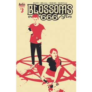 Blossoms: 666 (2019) #3 of 5 VF/NM Matt Taylor Cover C Archie