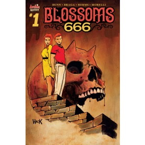Blossoms: 666 (2019) #1 of 5 VF/NM Robert Hack Cover D Archie
