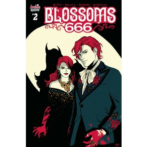 Blossoms: 666 (2019) #2 of 5 VF/NM Audrey MokCover B Archie