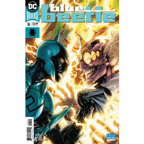 "Blue Beetle (2016) #'s 13 14 15 16 17 18 Complete ""Road to Nowhere"" VF/NM Set"