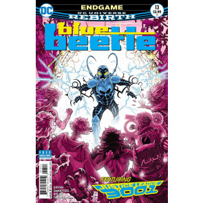 Blue Beetle (2016) #'s 13 14 15 16 17 18 Complete