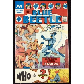 Blue Beetle (1977) #1 VF/NM (9.0) 1st app Question Steve Ditko Modern Comics