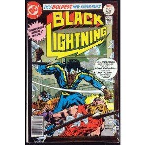 Black Lightning (1977) #1 FN/VF (7.0) Origin & 1st appearance of Black Lightning