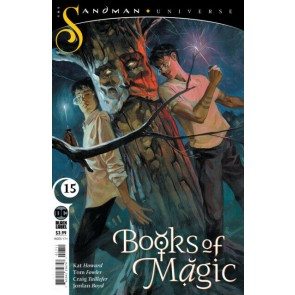 Books Of Magic (2018) #15 VF/NM Sandman Universe DC Vertigo Black Label