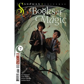 Books Of Magic (2018) #7 VF/NM Sandman Universe DC Vertigo