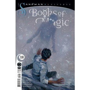 Books Of Magic (2018) #18 NM (9.4) Sandman Universe DC Black label
