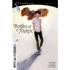 Books Of Magic (2018) #13 VF/NM Sandman Universe DC Vertigo